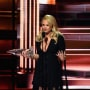 Miranda Lambert Accepts CMA Award