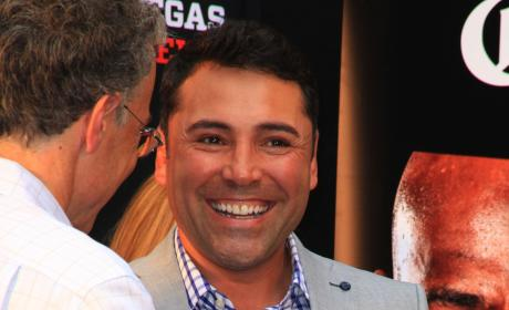 Oscar De La Hoya Pic