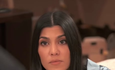 Kourtney Kardashian Means Business