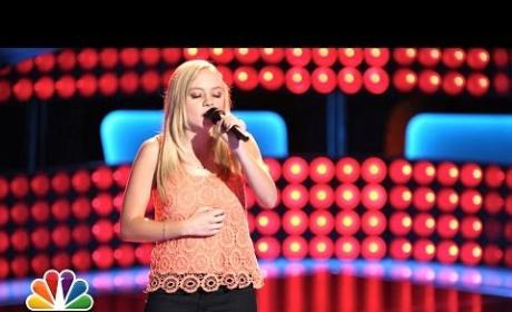 """Madilyn Paige: """"Titanium"""" (The Voice Audition)"""