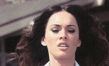 Megan Fox: British GQ Beauty