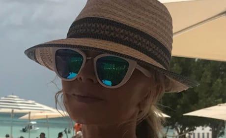 Tamra Judge on Vacation