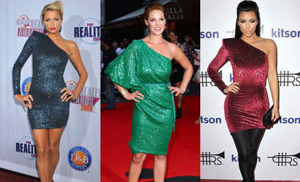 Celebrity Fashion Farce-Off: Paris Hilton vs. Katherine Heigl vs. Kim Kardashian