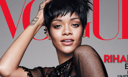 Rihanna Vogue Cover: Singer Lands Fashion Honor For Third Time!