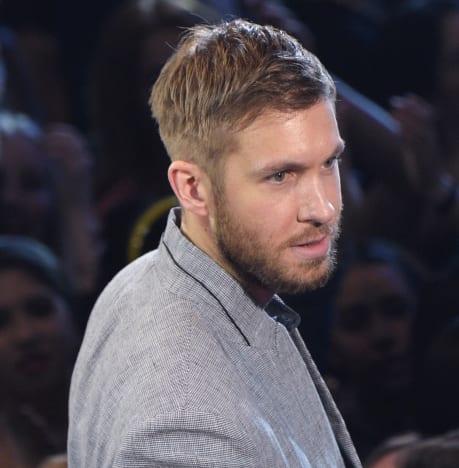 Calvin Harris at iHeartRadio Music Awards