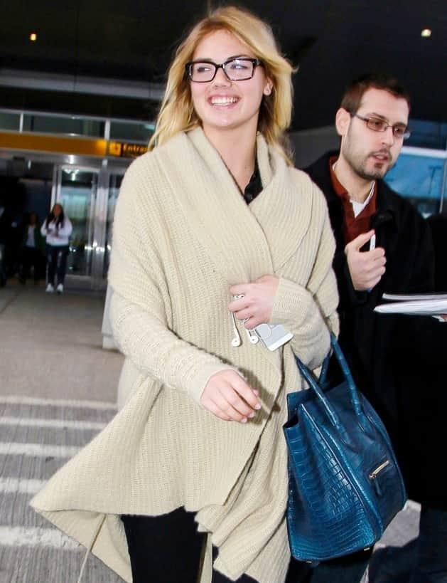 Kate Upton Without Makeup