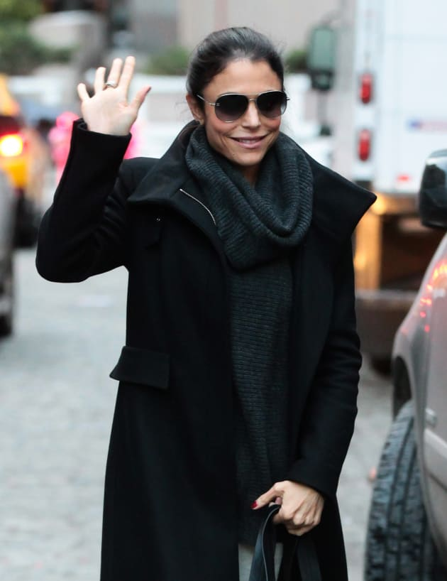 Bethenny Frankel Waves