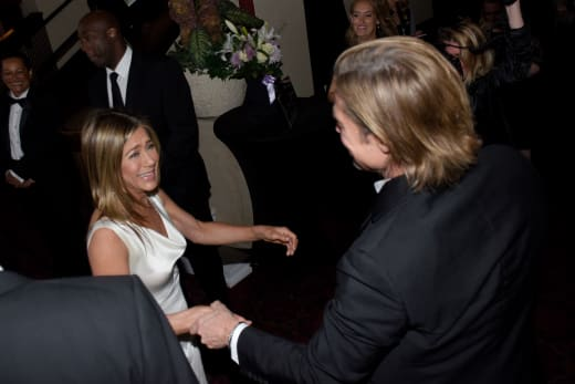 Brad Pitt Jennifer Aniston Dating Rumors Will Never Go Away Here S Why The Hollywood Gossip