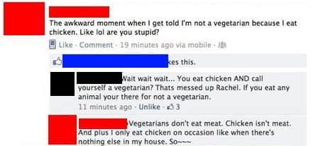 Chicken Calories