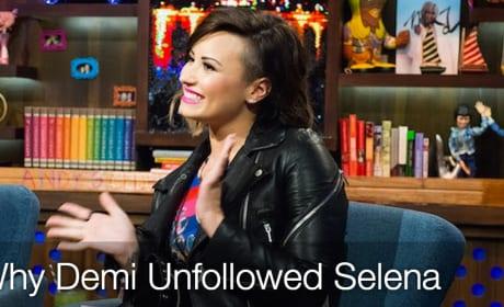Demi Lovato Speaks on Selena Gomez