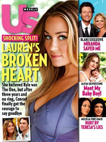 Lauren Conrad Us Weekly Cover