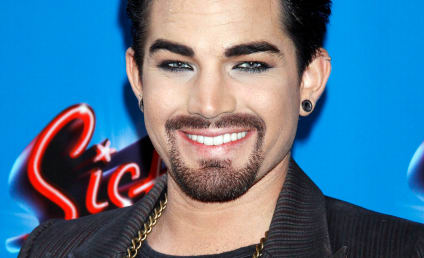 Adam Lambert with Facial Hair: Love It or Hate It?