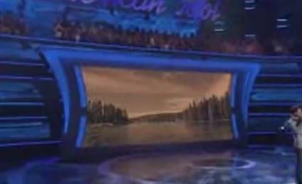 "Scotty McCreery Navigates ""The River"""