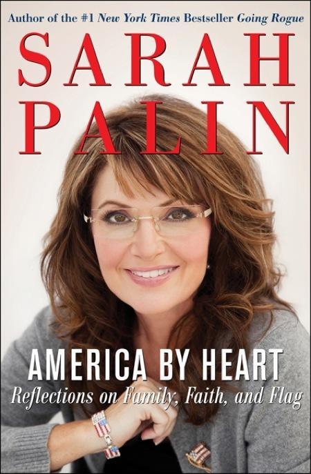 New Sarah Palin Book Cover