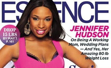 Jennifer Hudson on Essence