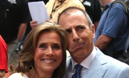 Meredith Vieira: Will She Give Evidence in Matt Lauer Divorce?