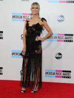 Heidi Klum at American Music Awards