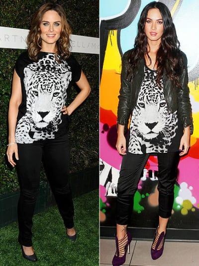 Emily Deschanel vs. Megan Fox