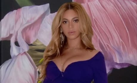 Beyonce Shows Off HUGE Baby Bump in Adorable New Video!