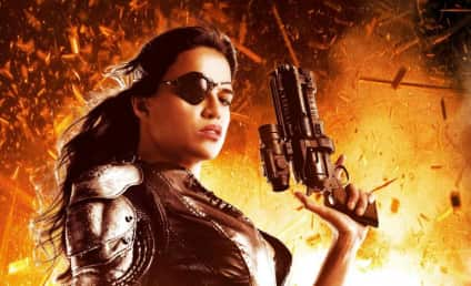 Michelle Rodriguez Stars in New Machete Kills Character Poster