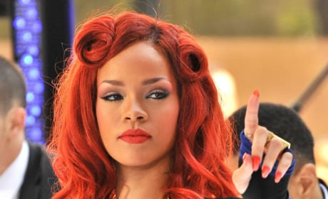 Is Rihanna a bad role model?