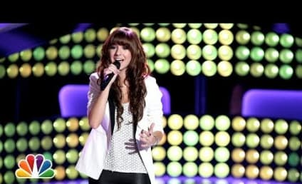 """Christina Grimmie """"Wrecking Ball"""" Cover Wows The Voice Coaches: Watch Now!"""