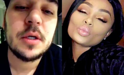 Blac Chyna: Seducing Rob Kardashian Again With Nude Pics?