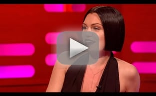 Jessie J Sings Bang Bang With Mouth Closed