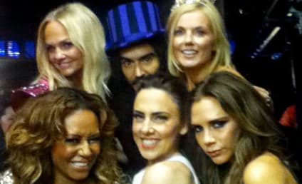 Russell Brand and Geri Halliwell: New Couple Alert!