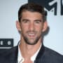Michael Phelps Attends MTV VMAs