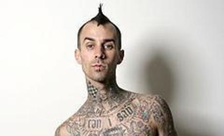 Travis Barker Attacks