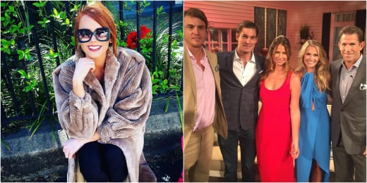 Kathryn Dennis and The Cast of Southern Charm