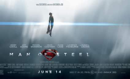 Man of Steel Nets $21 Million Opening Night