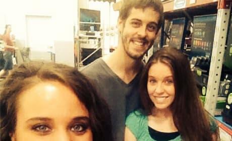 Jinger, Jill and Derick