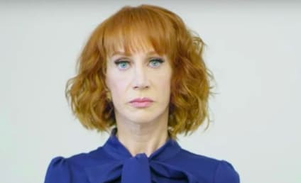 Kathy Griffin: Axed from Ad Campaign Due to Bloody Donald Trump Photo
