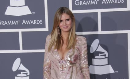 Grammy Awards Fashion Face-Off: Heidi Klum vs. Ke$ha