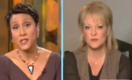 Nancy Grace Defends Whitney Houston Comments, Gets Served by Dan Abrams on GMA