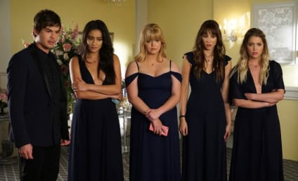 Pretty Little Liars Finale: Major Secrets Revealed!