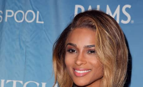 Which hair style do you like best on Ciara?