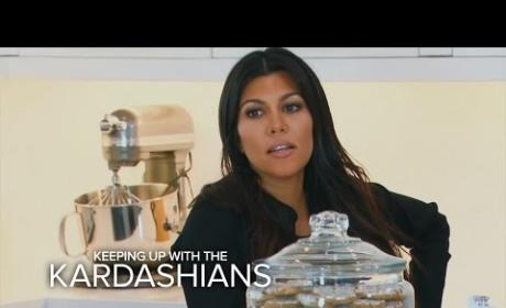 Kim Kardashian Klashes With Kourtney Kardashian!