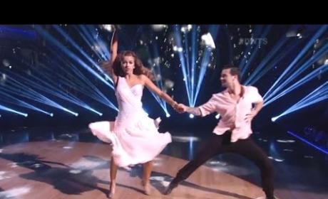 Sadie Robertson and Mark Ballas - Dancing With the Stars Rumba