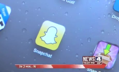 Mom Arrested for Nude Snapchats with 14 Year Old Daughter