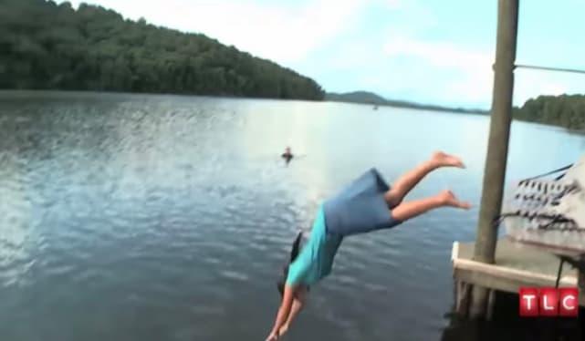 A Diving Duggar