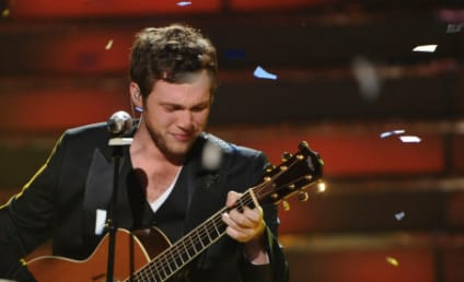 Phillip Phillips Reacts to American Idol Victory