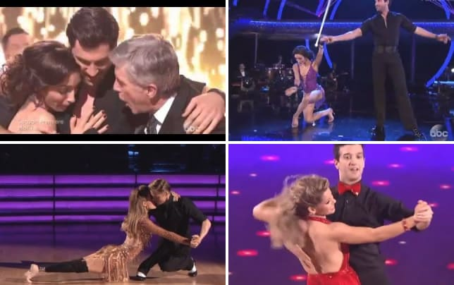 Who who dancing with the stars