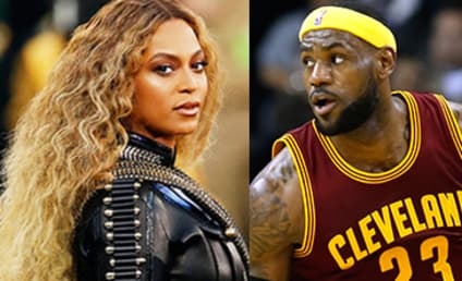 Beyonce and LeBron James: Accused of Torrid Love Affair!