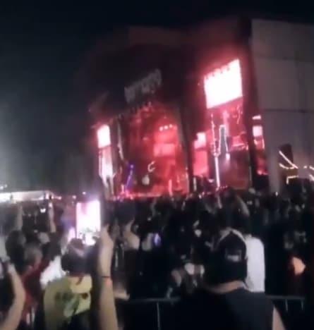 Eminem Concert at Bonnaroo
