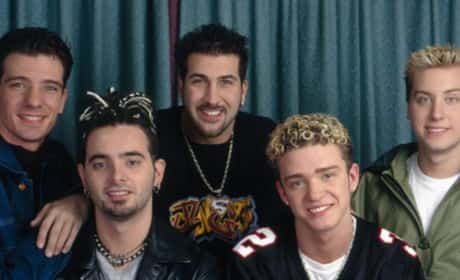 NSYNC Reunion Rumors