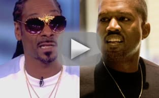 Snoop Dogg: Kanye West Needs a Black Woman! Kim is Trash!