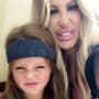 Kim Zolciak Making Faces